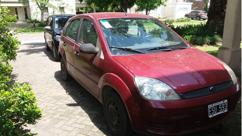ford fiesta 1.6 ambien. plus 2005