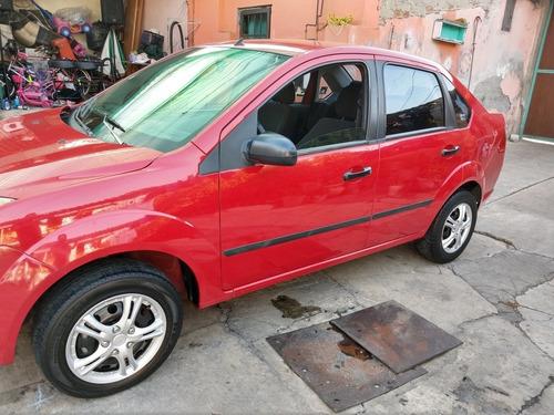 ford fiesta 1.6 first 5vel aa sedan mt 2008