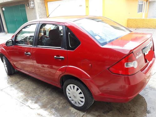 ford fiesta 1.6 first 5vel aa sedan mt 2009