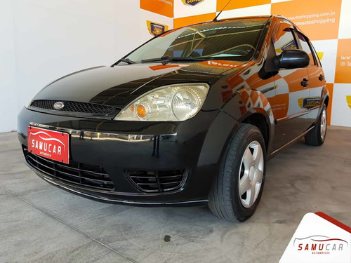 ford fiesta 1.6 flex 2005