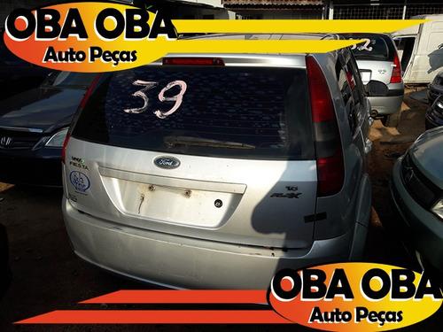 ford fiesta 1.6 flex 2006/2006-sucata p/ retira peças