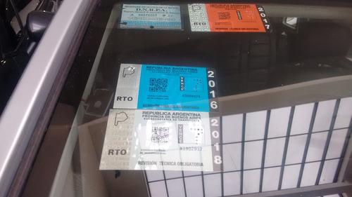 ford fiesta 1.6 n ambiente full 2009 permuto financio wr