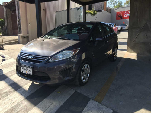 ford fiesta 1.6 s 5vel sedan mt 2012