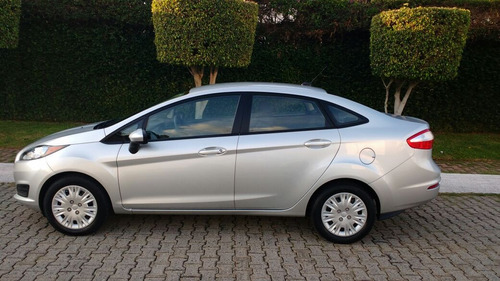 ford fiesta 1.6 s at