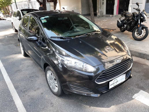 ford fiesta 1.6 s kinetic / nafta / 2015