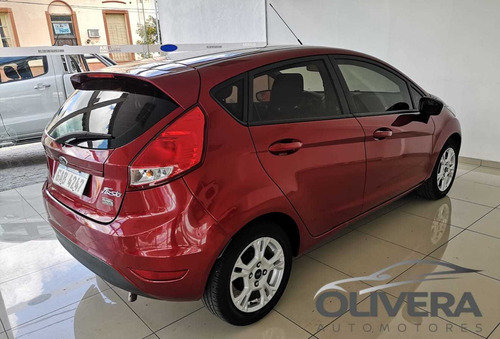ford fiesta 1.6 s plus mt