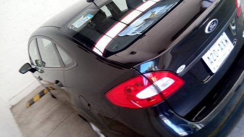 ford fiesta 1.6 s sedan at 2013