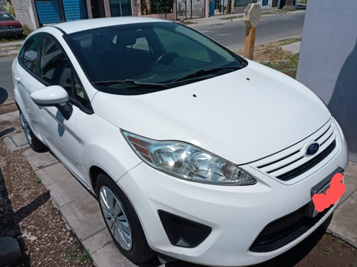 ford fiesta 1.6 s sedan at 2013