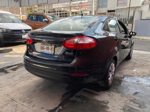 ford fiesta 1.6 s sedan at 2015