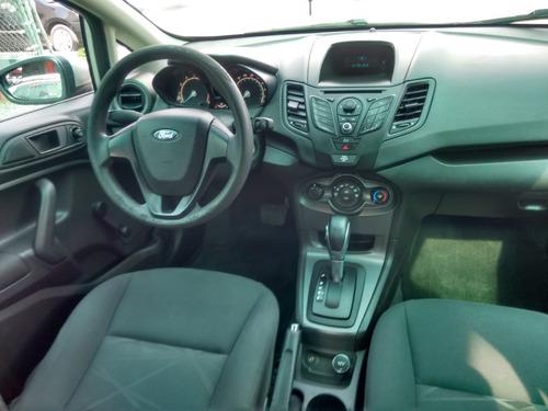 ford fiesta 1.6 s sedan at 2015 unico dueño,