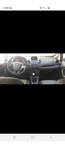 ford fiesta 1.6 s sedan at 2017