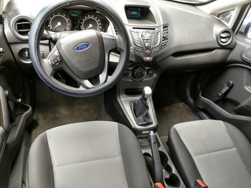 ford fiesta 1.6 s sedan mt 2016