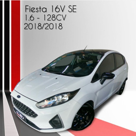 Ford Fiesta 1.6 Se 16v Hatch Flex 4p