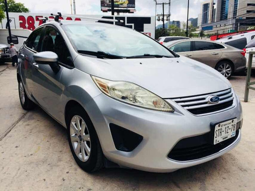 ford fiesta 1.6 se 5vel sedan mt 2011