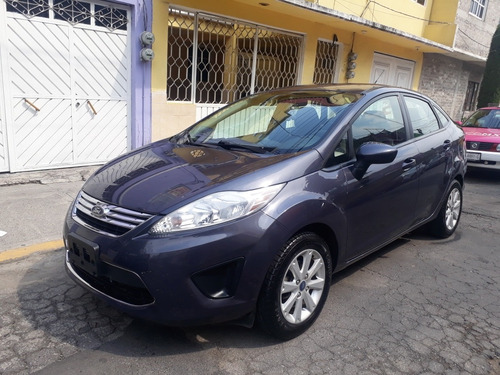 ford fiesta 1.6 se 5vel sedan mt 2012
