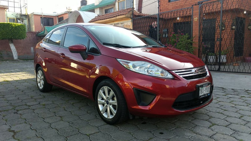 ford fiesta 1.6 se 5vel sedan mt
