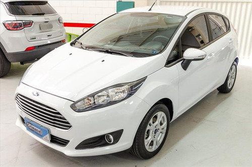 ford fiesta 1.6 se hacth flex manual