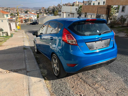 ford fiesta 1.6 se hatchback mt 2014