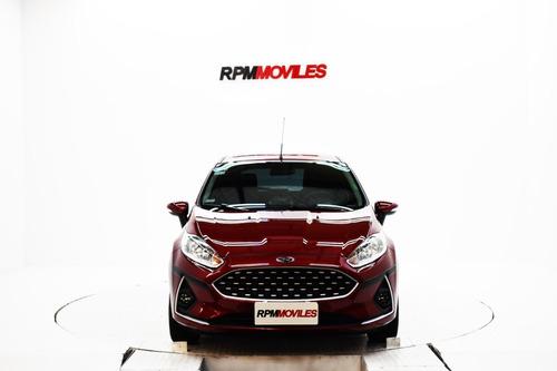 ford fiesta 1.6 se manual 5p 2018 rpm moviles