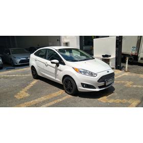 Ford Fiesta 1.6 Se Sedan 16v 2014