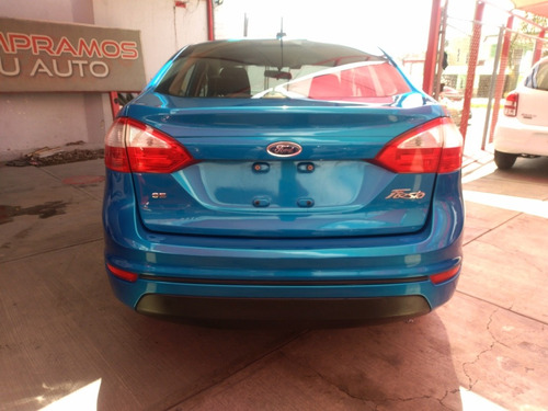 ford fiesta 1.6 se sedan at 2015