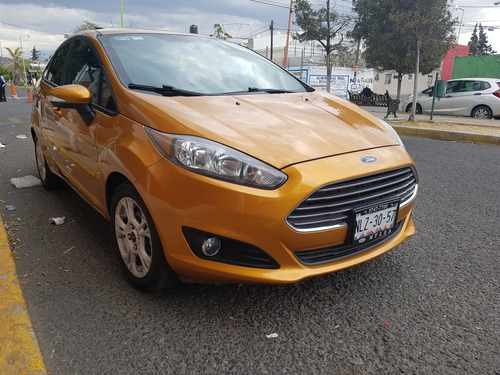 ford fiesta 1.6 se sedan at 2016