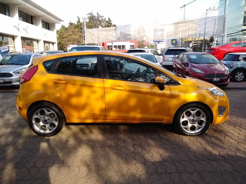 ford fiesta 1.6 ses 5vel hb automatico