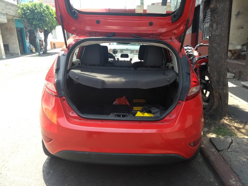 ford fiesta 1.6 ses hb at automatico