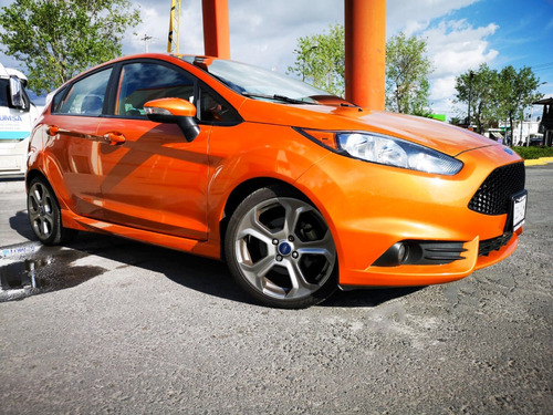 ford fiesta 1.6 st mt 2017