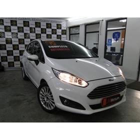 Ford Fiesta 1.6 Titanium Hatch 16v 5p 2015