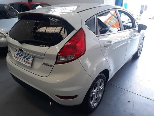 ford fiesta 1.6 titanium hatch 16v flex 4p automático