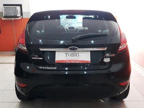 ford fiesta 1.6 titanium hatch 16v flex 4p powershift 2014/2