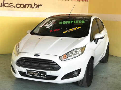 ford fiesta 1.6 titanium hatch 2014 flex manual