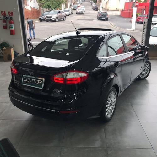 ford fiesta 1.6 titanium plus sedan flex  2016 / fiesta 16