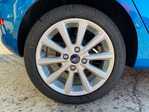 ford fiesta 1.6 titanium powershift vehiculosdeloeste