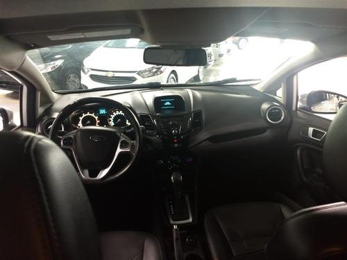 ford fiesta 1.6 titanium sedan 16v flex 4p auto 2013/2014