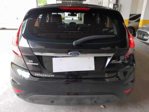 ford fiesta 1.6 titanium sedan 16v flex 4p automático 2016