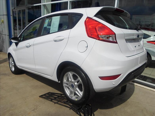 ford fiesta 1.6 tivct flex sel manual