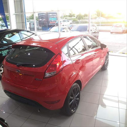 ford fiesta 1.6 tivct se style