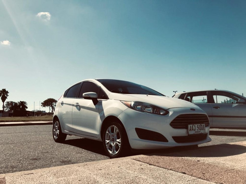 ford fiesta 1.6 (version mexicana) el mas full