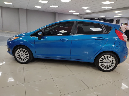 ford fiesta 1.6l se plus powershift 2014