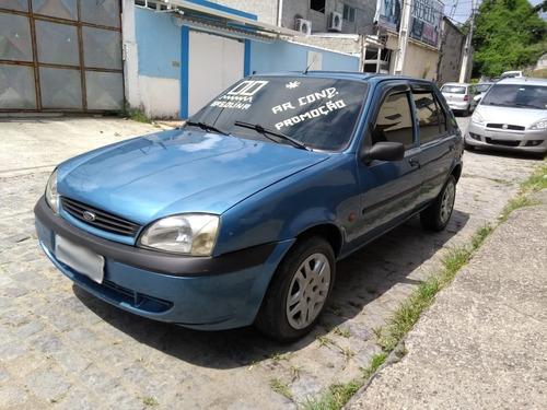 ford fiesta 2000 zetec rocan 1.0 gl 5p - ar condicionado