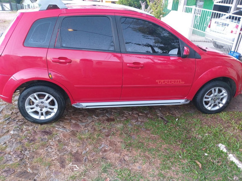 ford fiesta 2008 1.0 trail flex 5p