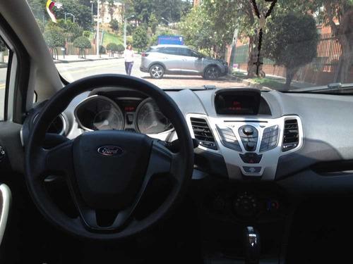 ford fiesta 2011 automatico