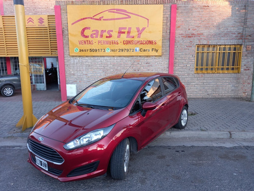 ford fiesta 2015 full gnc