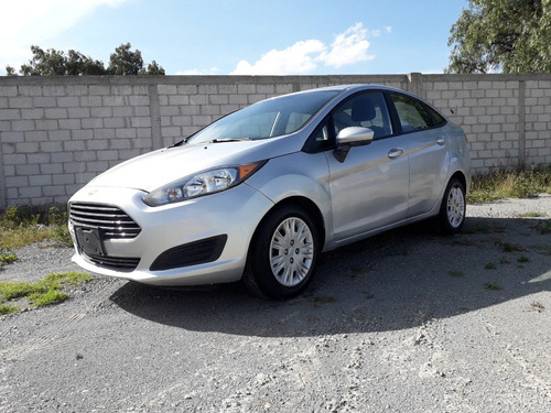 ford fiesta 2016 1.6 s sedan mt