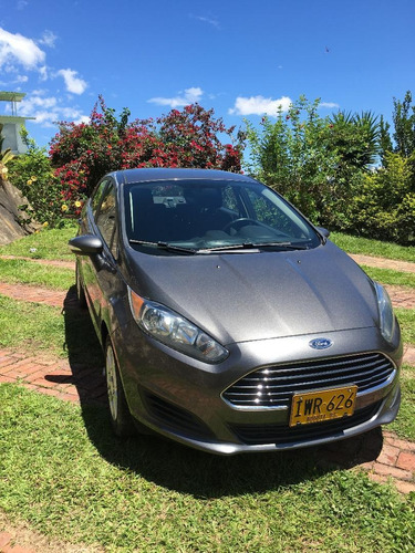 ford fiesta 2016 impecable