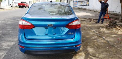 ford fiesta 2016 manual excelente