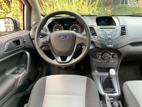 ford fiesta 2017 1.6l s sedan manual aa bolsas abs electrico