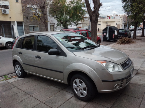 ford fiesta ambient